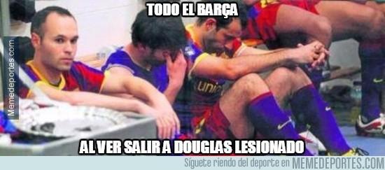 645505 - Drama en el Barça