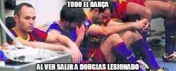 Enlace a Drama en el Barça