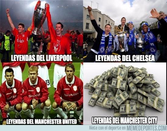 646890 - Las leyendas de los clubes ingleses