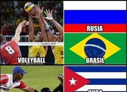 Enlace a Las dos grandes potencias de cada deporte