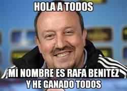 Enlace a La verdad sobre el tema Benitez