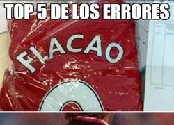 Enlace a Los errores en dorsales y el Manchester United, una gran historia de amor