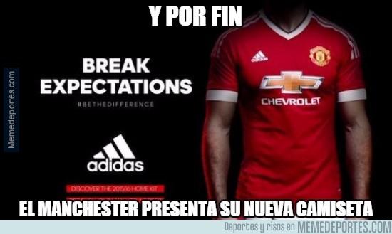 647649 - Ya estamos en Agosto, el United ya puede dejar Nike y mostrar Adidas