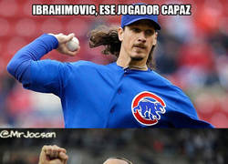 Enlace a Simplemente Ibrahimovic