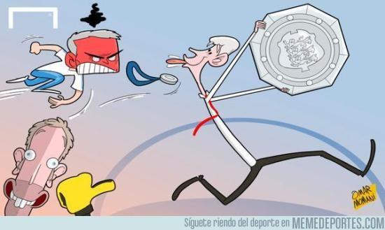 649109 - Wenger le gana la batalla a Mourinho