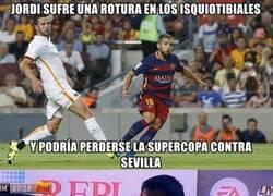 Enlace a La lesión de Jordi Alba