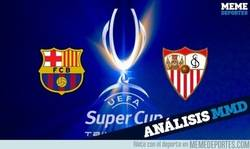 Enlace a ANÁLISIS: Llega la Supercopa de Europa, y ya hubo una final igual