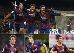 Enlace a Si el Barça ficha a Nolito, tendrán la MSN suplente