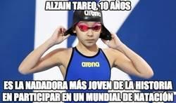 Enlace a Alzain Tareq, 10 años