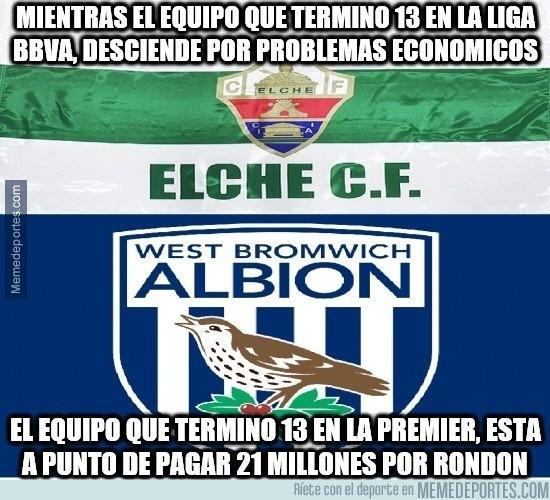 652750 - La gran diferencia entre la liga inglesa y la liga española.... El dinero