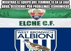 Enlace a La gran diferencia entre la liga inglesa y la liga española.... El dinero
