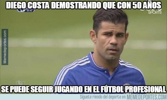 652763 - Diego Costa y su pasión por el fútbol