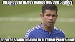 Enlace a Diego Costa y su pasión por el fútbol