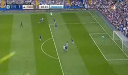 Enlace a GIF: Gol del Swansea que empataba el partido