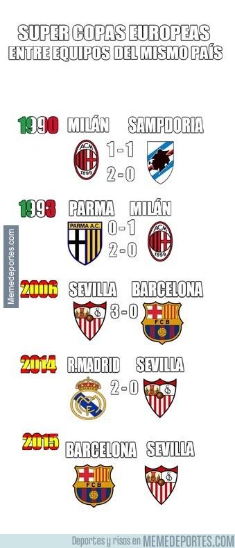 653301 - Supercopas de la UEFA entre equipos del mismo país