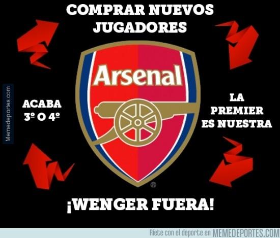 653810 - El ciclo del Arsenal estos últimos años