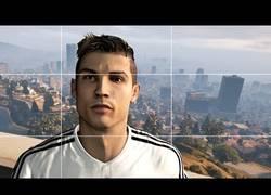 Enlace a GIF: Cristiano Ronaldo en GTA V