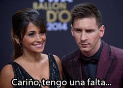 Enlace a Messi y las faltas...