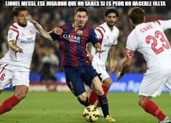 Enlace a Con Messi todo es final trágico, no hay escapatoria