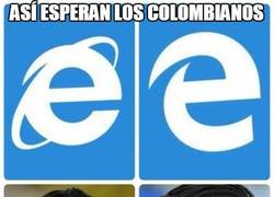 Enlace a Así esperan los colombianos el regreso de Falcao