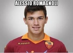 Enlace a Ahora se llama Alessio Romagnoli