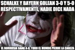 Enlace a Hay ganas de Borussia