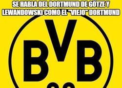 Enlace a Se habla del Dortmund de Götze y Lewandowski como el