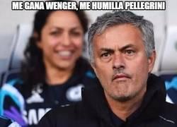Enlace a Alguien está haciendo vudú a Mourinho