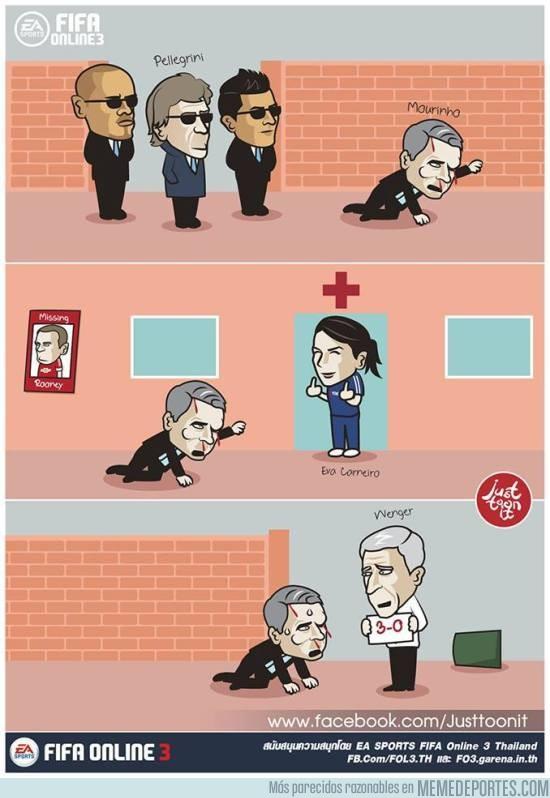 659432 - Por lo que ha pasado Mourinho los últimos días