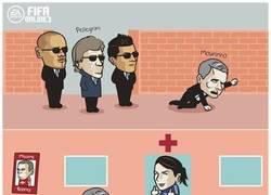 Enlace a Por lo que ha pasado Mourinho los últimos días