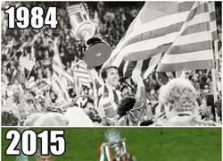 Enlace a 31 años para ver la gloria otra vez