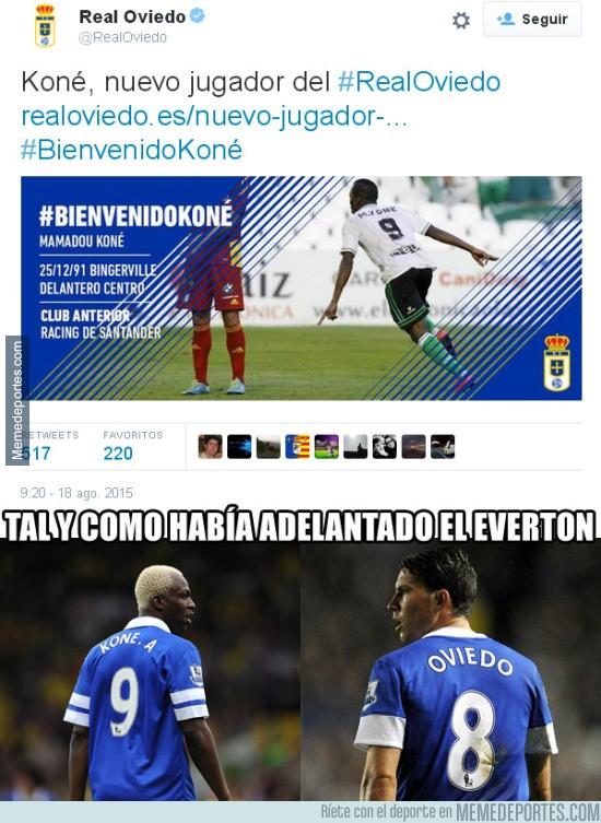 661216 - El Everton ya lo sabía