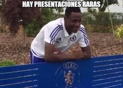 Enlace a Menuda presentación la de Baba