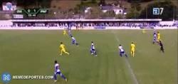 Enlace a GIF: El Real Oviedo jugando al fútbol