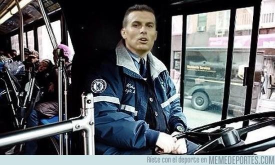 661796 - Pedro ya está a las órdenes de Mourinho