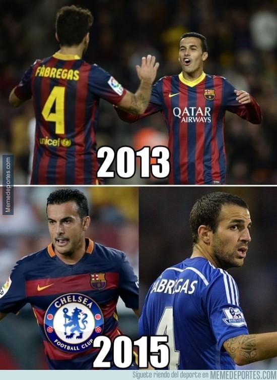661888 - A Mourinho le gusta el Barça
