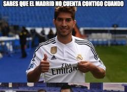 Enlace a ¿Cómo ves tú el futuro de Lucas Silva en el Madrid?