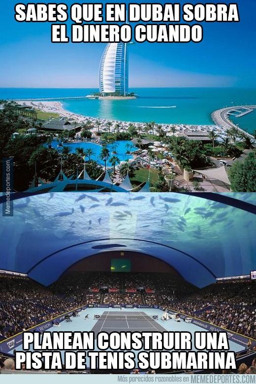 662321 - En Dubai sobran los lujos