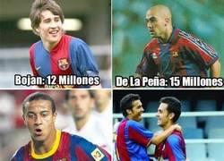 Enlace a Con las ventas de estos canteranos del Barça, tienen para pagar una pierna de Neymar