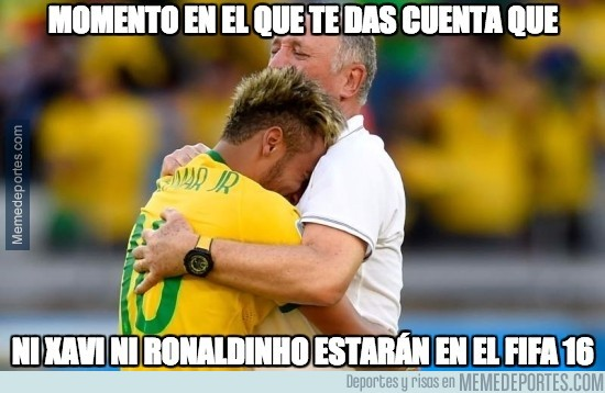 663017 - Un FIFA sin Xavi ni Ronaldinho