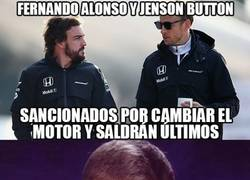 Enlace a Bad Luck McLaren