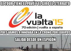 Enlace a La Gymkana ciclista a España