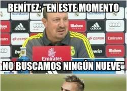 Enlace a Jesé y Benzema tras escuchar a Benítez