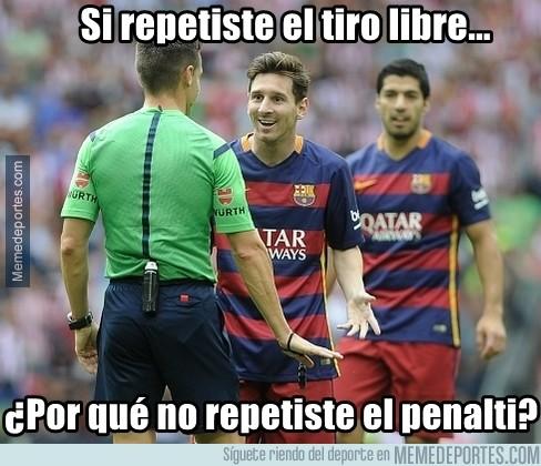 664837 - Messi no entiende nada