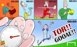 Enlace a El gol más rápido de la historia de la Bundesliga