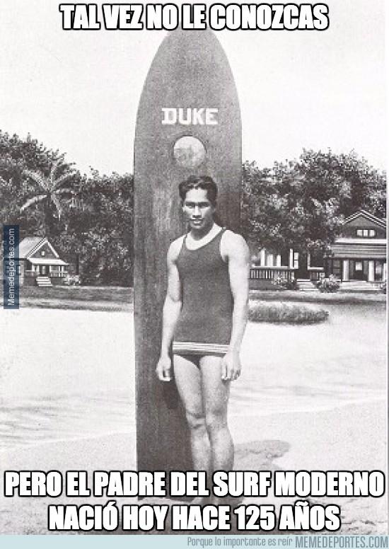 666012 - El padre del surf moderno