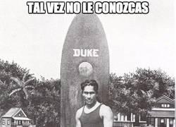 Enlace a El padre del surf moderno