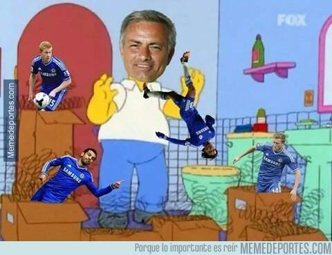 """666395 - Mourinho el destructor de """"Estrellas"""". ¿Cuál será la siguiente?"""