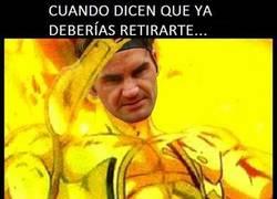 Enlace a Federer sigue en el ruedo