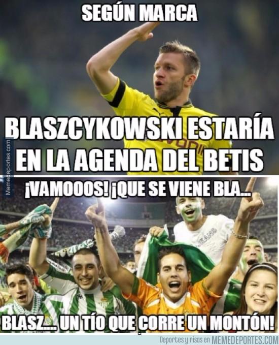 667163 - ¿Blaszczykowski al Betis?